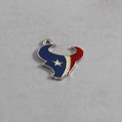 Houston Texans Wedding Garter / NFL / Football - Charm 321 / Wedding Garters / Bridal Garter / Prom Garter / Linda Joyce Couture